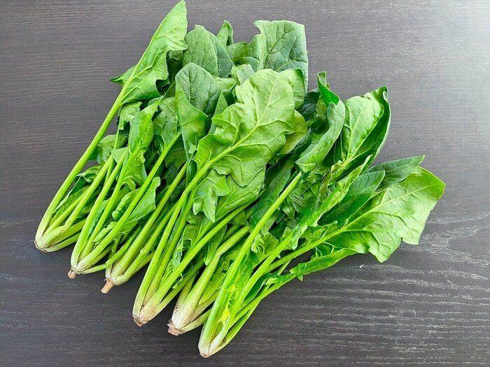 栄養たっぷり!ほうれん草1束使い切り!作り置きできる副菜レシピ2選