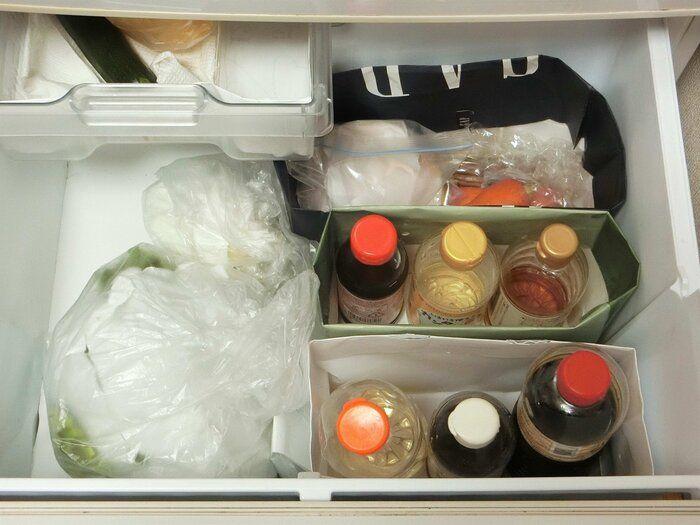 掃除回数がぐっと減る!!冷蔵庫の野菜室を汚れにくくするにはあれがオススメ