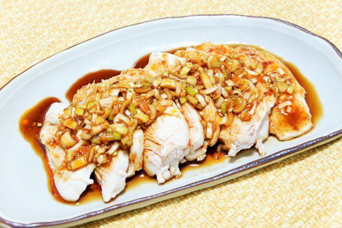 しっかり加熱&しっとりで食中毒防止の鶏ハムレシピ