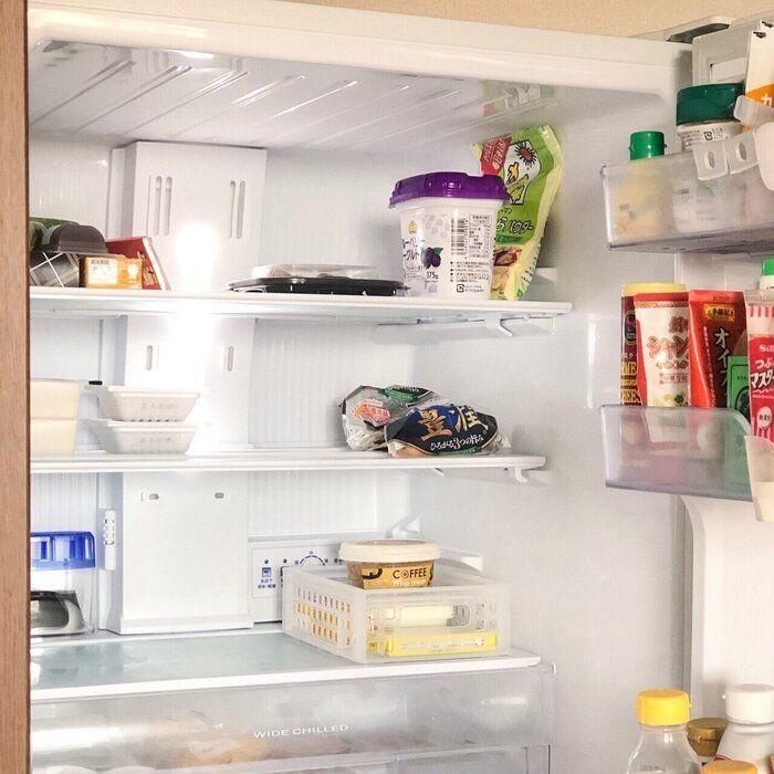 簡単だけど冷蔵庫の使いやすさアップ!食材を買ったらやっている事