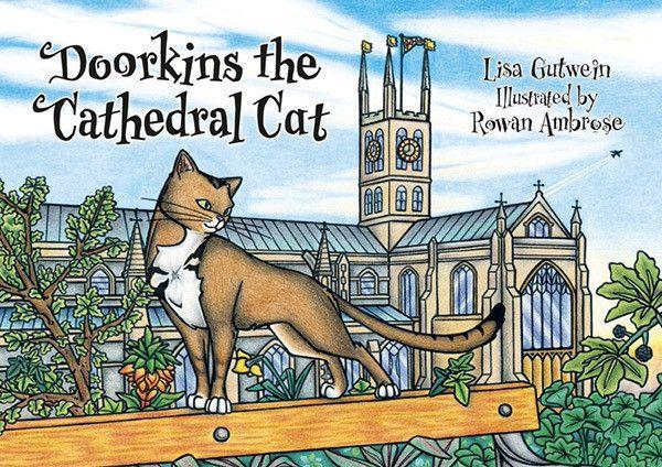 教会猫の絵本