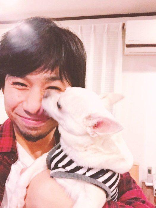 吉田山田・吉田さんと犬