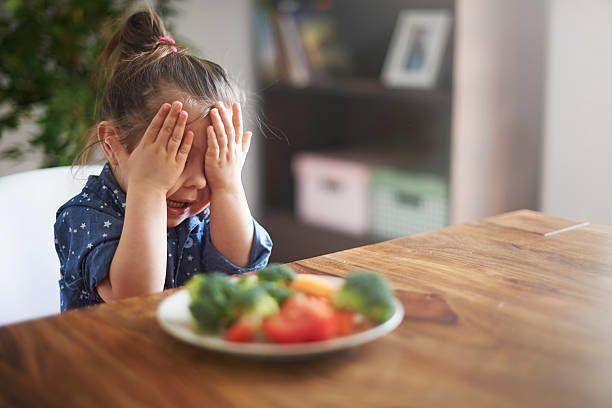私は、野菜。私はこの食事はありません。