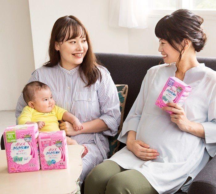 4割が体験!妊娠中~産後の尿もれ。準備しておくと安心のアイテムとは?