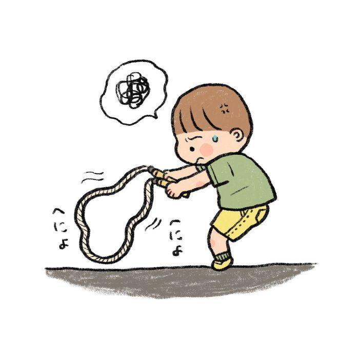 5才長男のなわとび訓練!一緒に練習して気が付いたこと【なかよし兄妹日記vol.41】