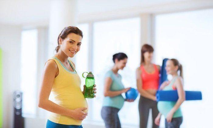 「妊婦 トレーニング」の画像検索結果