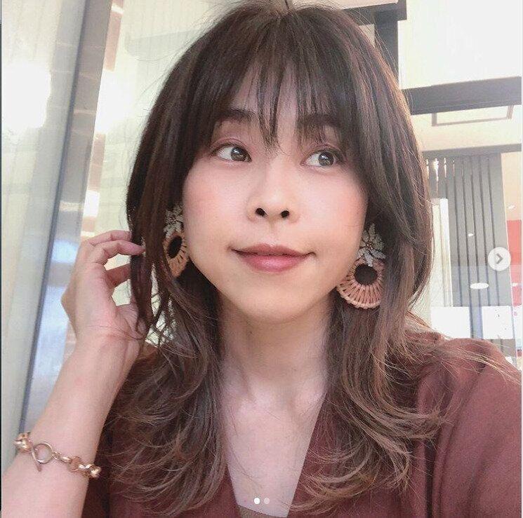 40代のぽっちゃり女性に似合う髪形/ヘアスタイル