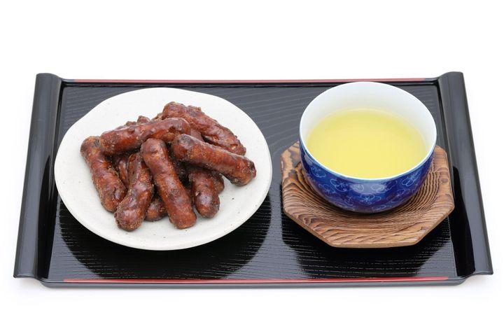 日本の伝統的スナック食品、同じくクッキー
