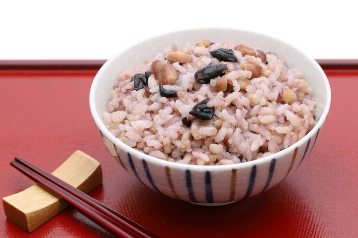 日本食、五国舞炊飯