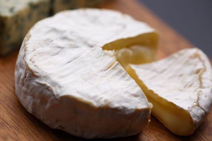 おいしいカマンベールチーズのイメージ