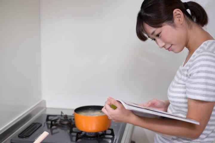 本と料理の主婦